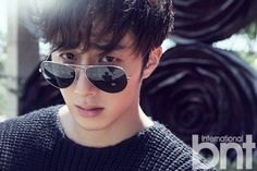 Jung Il Woo Enhances Natural Beauty Of Bali In BNT International