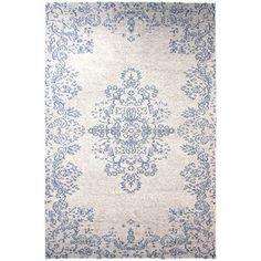 5500**Modrý oboustranný koberec Maleah, 230x150cm