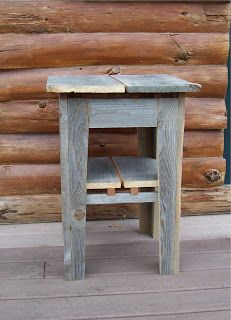 projects with leftover lumber - Google Search