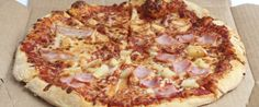 Genius Pizza Box Transforms Into Plates, And Then Storage For Leftovers