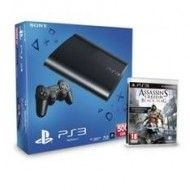 CONSOLA PS3 500GB P + ASSASIN CREED 4 BLACK FLAG