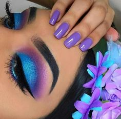 NYX Professional Makeup Full Throttle Shadow Stick #blue #eyelashes #makeup #purple #beautiful #amazing nyx cosmetics (affiliate link)