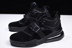 """new style ee1a2 0985b 2018 New Nike Air Force 270 """"Triple Black"""" AH6772-003 Free Shipping New"""