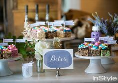 Go Inside Rebecca Minkoff's Chic Baby Shower - Adorable Touches from #InStyle Photo credit: Sara Wight Photography