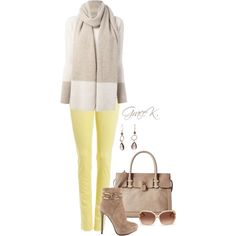 """""""Pullover & Jeans 2"""" by gracekathryn on Polyvore"""