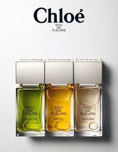 Eau de Fleurs Lavande #Chloe - ♀ женский парфюм, 2010 год.