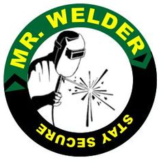 Mr. Welder Logo