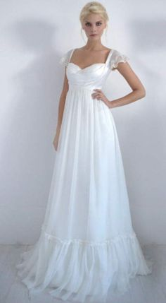 vestidos de novia hippies chic - Google Search