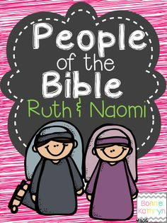 Enjoy this fun way to teach your students more about the Bible. This week long mini unit will help your students learn the story of Ruth and some history behind the book of the Bible. This unit will cover key themes. The fun activities will reinforce the material taught. This is a simple print and go unit. All the information you need is already in the unit. Of course you will need your Bible too! :-)