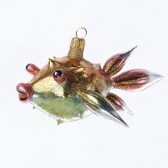 Arabella Fish Ornament