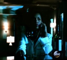 """I want to eat too many fries, drink WAY too much wine, and have a relaxing evening with my fake boyfriend."" - Olivia Pope is hilarious"