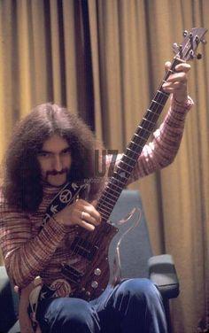 Geezer Butler 1972