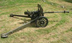Саnon de 25-mm SA Mle 1934 /25- мм ффранцуская противотанковая пушка модель 1934 г