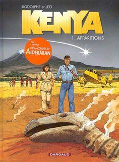 Kenya -1- Apparitions - BD