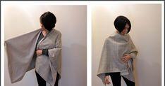 Tuto-couture: Le patron gratuit de la cape poncho. Couture, DIY, Free Sewing Pattern, How to, La mode, Patron de couture gratuit, SewinG, hiver, tissu, lainage, soie, facile