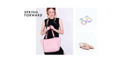 PARFOIS, la mejor marca de accesorios de moda para las mujeres. Vea nuestra selección de bolsos, maletas, monederos, bolsos, zapatos y joyas y los complemente con otros accesorios tales como guantes, cinturones, bufandas, gafas de sol y sombreros.