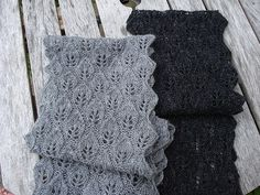 Free Pattern on Rav Lace Shawls, Knit Shawls, Knitting Charts, Lace Knitting, Knitted Scarves, Knitted Hats, Knitting Patterns, Crochet Patterns, Knitting Accessories