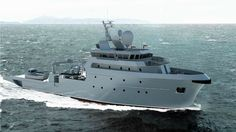 Multi-Mission ship - ACTION ETAT EN MER - Military - Diversity and complementary nature of the range - PIRIOU - Shipbuilding, ship repair and naval engineering Armada, France, Engineering, Construction, Military, Navy, Ships, Diversity, Colonial