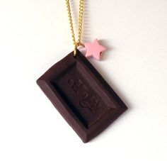 Lolita Chocolate Necklace at http://www.babylovespink.com/