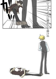 Izaya, what did you think was going to happen?