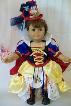 Steampunk Snow White  mykarabella.etsy.com