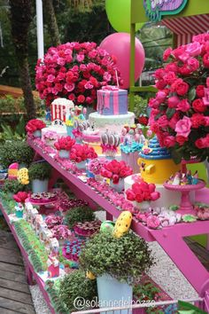 Festa com o tema Shopkins - Just Real Moms - Blog para Mães