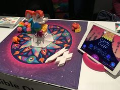Beasts of Balance is a rad new gaming concept that was one of the real delightful Toy Fair finds!  http://www.teacherswithapps.com/toy-fair-2017-digital-learning-toys/