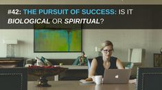 The Pursuit of Success: Is It Biological or Spiritual? I think you'll love this: http://bit.ly/2dZRn9b #success #natureornurture