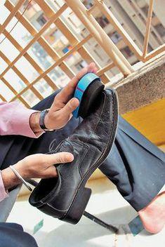 Αν ο άντρας σου φροντίζει τα παπούτσια του μόνος, είσαι τυχερή.
