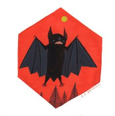 BAT FACT: Scientists are developing stroke treatments based on bat saliva. The saliva contains an anticoagulant which causes blood to flow quickly.