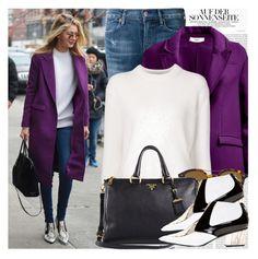 """""""1833. Celebrity Style: Gigi Hadid"""" by chocolatepumma ❤ liked on Polyvore"""