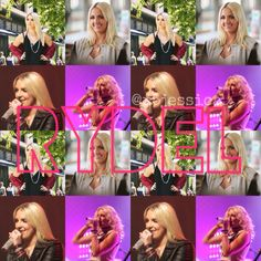 Rydel edit made by @r5jessica!!