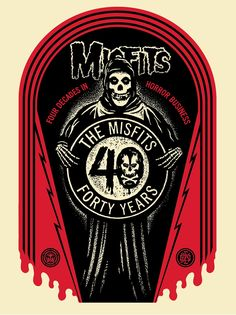 Misfits Prints Avail. 05/31!
