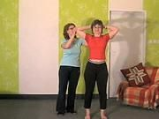 Video o tom, jak si procvičit krční a hrudní páteř