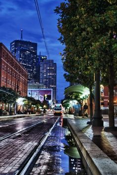 Dallas City. Want to visit Texas? We have plenty of #travel #nurse opportunities here in Dallas and all over the state! Visit www.trinityhsg.com for more info!