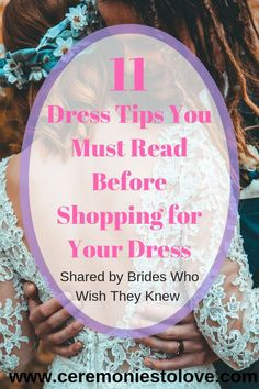 Wedding Gifts Brides share their favorite dress tip - that they wish they knew before they bought their dresses. Read and learn what you need to know to find your perfect wedding. Plan Your Wedding, Budget Wedding, Wedding Tips, Diy Wedding, Wedding Ceremony, Wedding Bride, Wedding Planning, Dream Wedding, Wedding Day