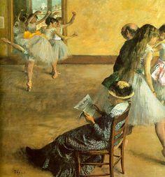 Edgar Degas                                                                                                                                                      Mais