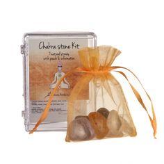 CHAKRA Balancing Stone Kit | Karma Living