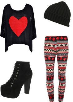 """""""Cute and cozy winter outfit"""" by jsparrow on Polyvore"""