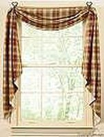 How To Make Lined Swag U0026 Valance Curtains | Valance Curtains, Valance And  Window