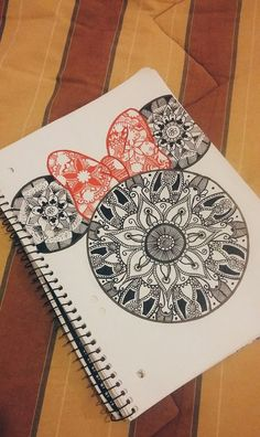 Mandala minnie #ad