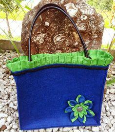 Inges Elfenwelt: Trachtentasche: FESCH in TRACHT Great Love, Elves, Sew Bags