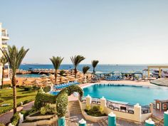 Package Holidays, City Breaks and Hotels Sunrise Resort, Holiday Resort, City Break, Resorts, Mansions, House Styles, Water, Outdoor Decor, Life