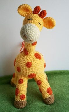 Crocheting Toy patterns from independent designers
