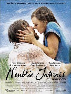 """the notebook""   Nick Cassavetes, Rachel McAdams, Ryan Gosling"