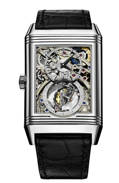 Jaeger-LeCoultre Reverso Tribute Gyrotourbillon watch back Best Watches For Men, Amazing Watches, Beautiful Watches, Cool Watches, Jaeger Lecoultre Reverso, Jaeger Lecoultre Watches, Timex Watches, Skeleton Watches, Automatic Watch