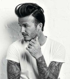 David Beckham by Doug Inglish for Men's Health UK March 2012
