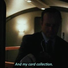 15 Times Coulson's Superpower Was Sass    so glad the brought this up. But legit, the last two gifs in this killed me.