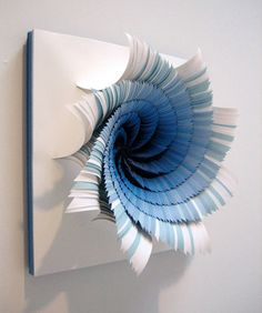 Awesome paper art.