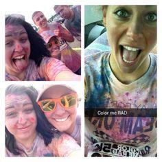 @Kaity_Poooh I wanna run it again!!!!!! #colormerad5k